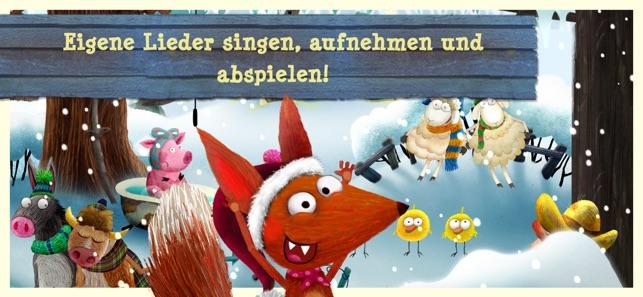 Kleiner Fuchs Kinderlieder Screenshot