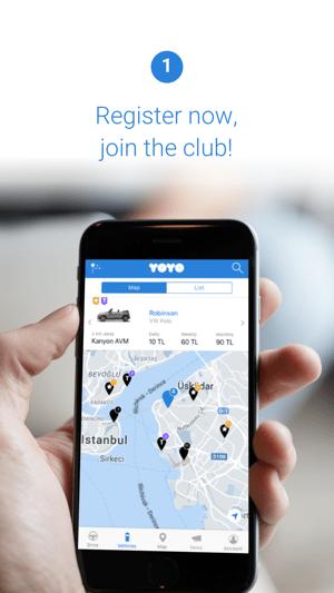 YOYO Screenshot