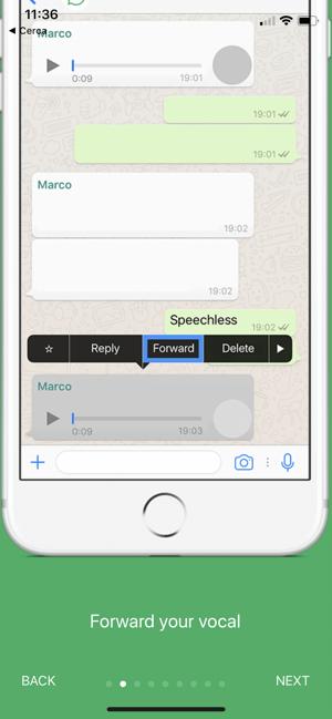 Speechless By Becreatives Screenshot