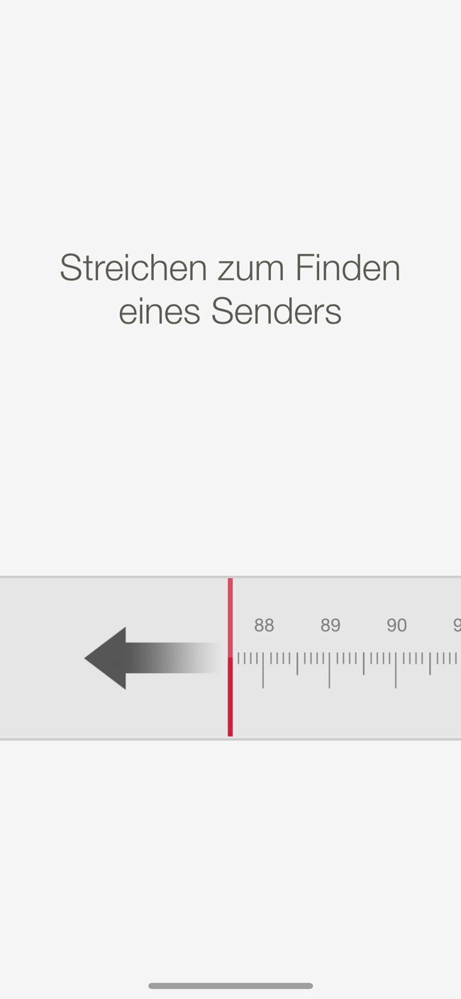 RadioApp Screenshot