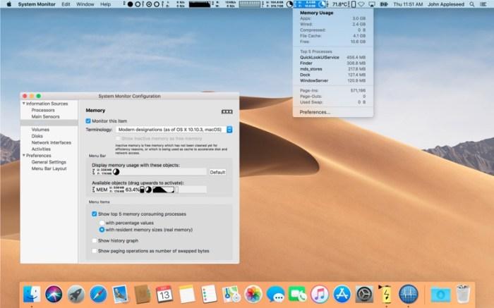 System Monitor Screenshot 01 12v5xon