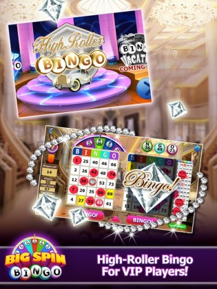 Big Spin Bingo Best Bingo Game on the App Store  Big Spin Bingo Best Bingo Game on the App Store