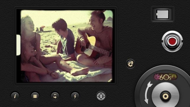 8mm Vintage Camera Screenshot