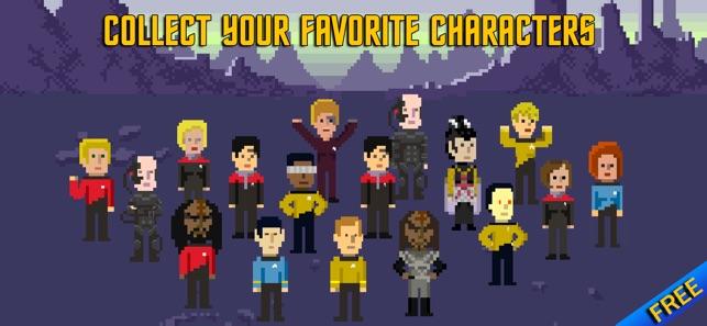 Star Trek™ Trexels Screenshot