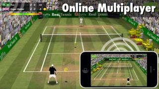 テニスチャンピオン3Dスクリーンショット1