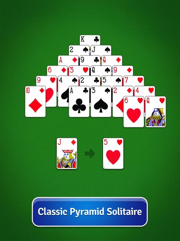 Pyramid Solitaire Card Game App Voor IPhone IPad En