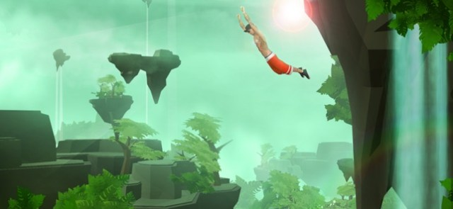 Sky Dancer: Free Falling Screenshot
