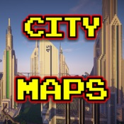 City Maps for Minecraft PE