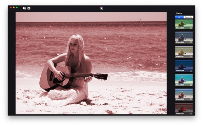Photo Effects Pro Screenshot 04 1353w1n