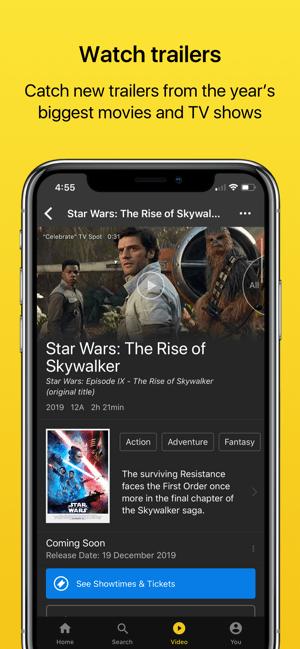 IMDb: Movies & TV Shows Screenshot