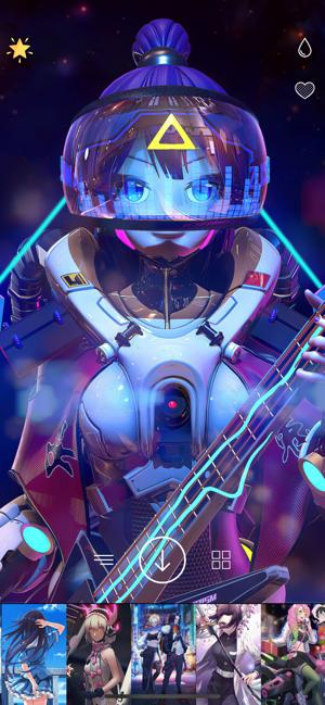Anime & Wallpapers Screenshot