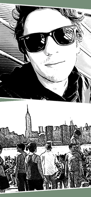 ‎ToonCamera Screenshot