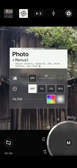 ProShot - DSLR, RAW, Video Screenshot