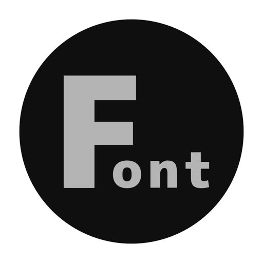 FontInstall.app - 日本語フリーフォント