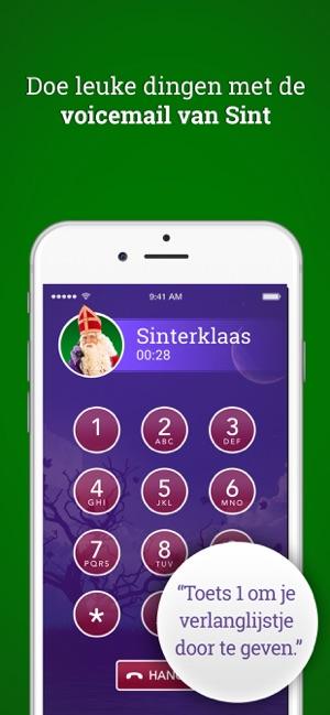 Bellen met Sinterklaas! Screenshot