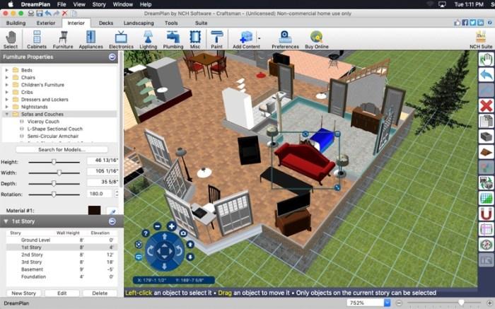 DreamPlan Home Design Software Screenshot 02 136ypkn