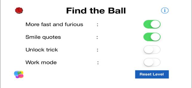 Find the Ball Screenshot