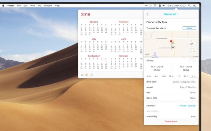 Calendar 366 II Screenshot 02 130hzhn