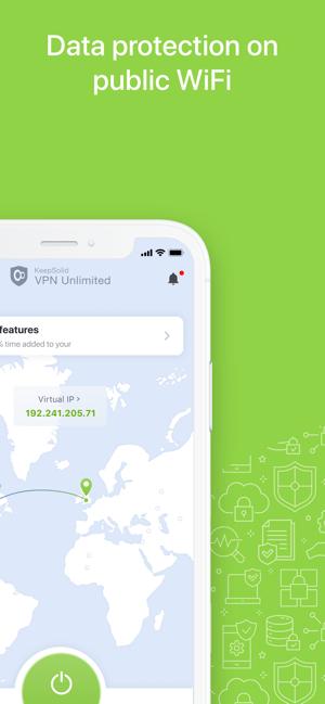 VPN Unlimited - Fast & Private Screenshot