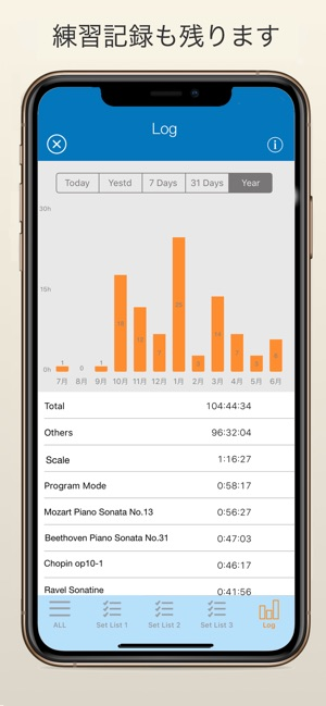 Smart Metronome Screenshot