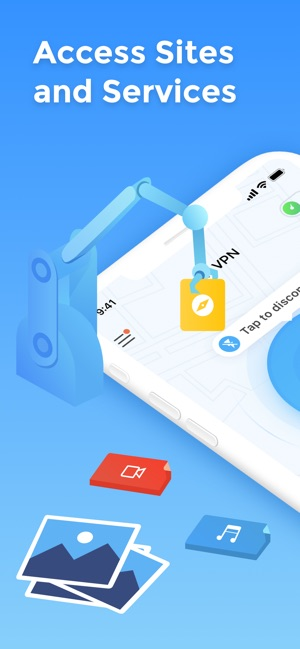 Air VPN - WiFi Proxy Master Screenshot