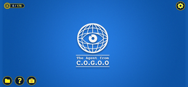 Agent from C.O.G.O.O. Screenshot