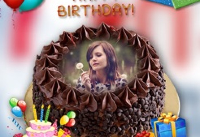 Name On Birthday Cake Photo On The App Store