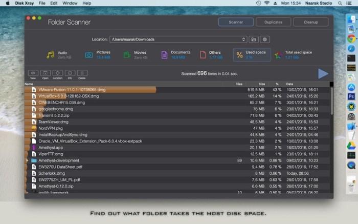 Disk Xray Screenshot 04 134ng3n