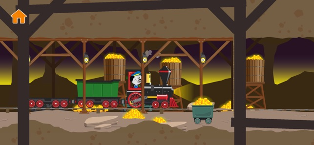 Comomola Far West Train Screenshot