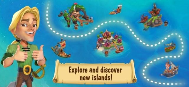 Paradise Bay Screenshot