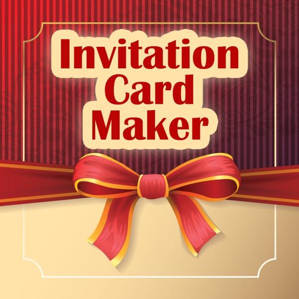 Invitation Card Maker, ecards