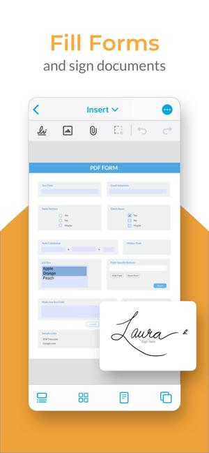 PDF Reader & Annotator by Xodo Screenshot
