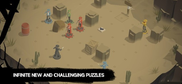 Infinite West : Puzzle Game Screenshot