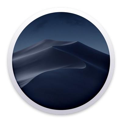 macOS Mojave 4+ Apple