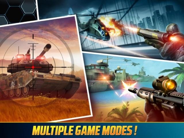 Kill Shot Bravo: Sniper FPS Screenshot