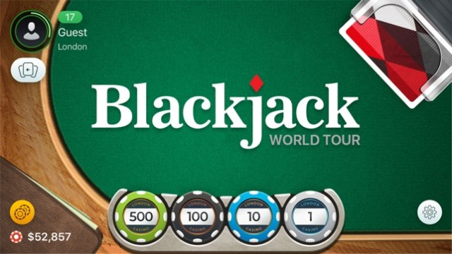 Blackjack Screenshot