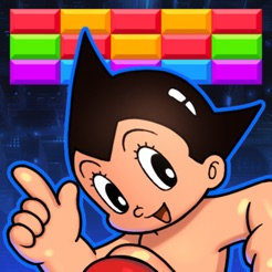 ASTRO BOY - Brick Breaker