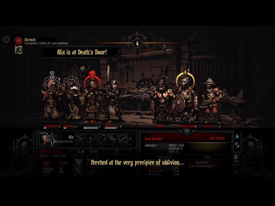 Darkest Dungeon:Tablet Edition | App Price Drops
