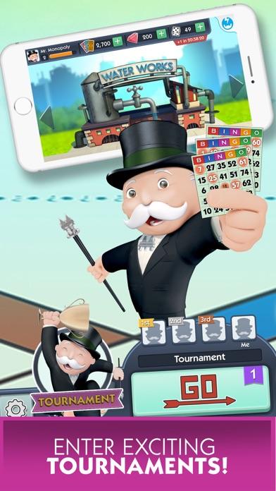 MONOPOLY Bingo! 2.9.1  IOS