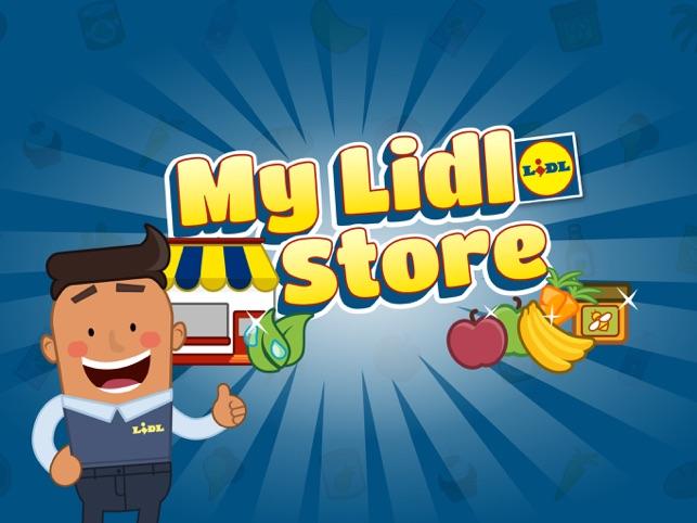 My Lidl Store Screenshot