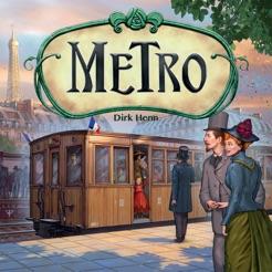 Metro - Das Brettspiel