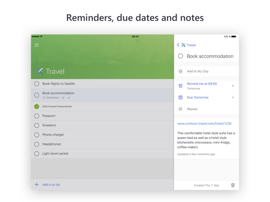 552x414bb Microsoft To-Do - Wunderlist Nachfolger vorgestellt Apple iOS Google Android Software Technology