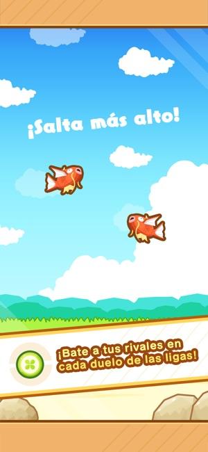 Pokémon: Magikarp Jump Screenshot
