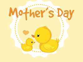 Mother's Day 2018 Stickers by Scholarific, LLC