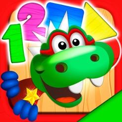 DinoTim: Basic math activities