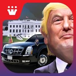Driving President Trump 3D Sim
