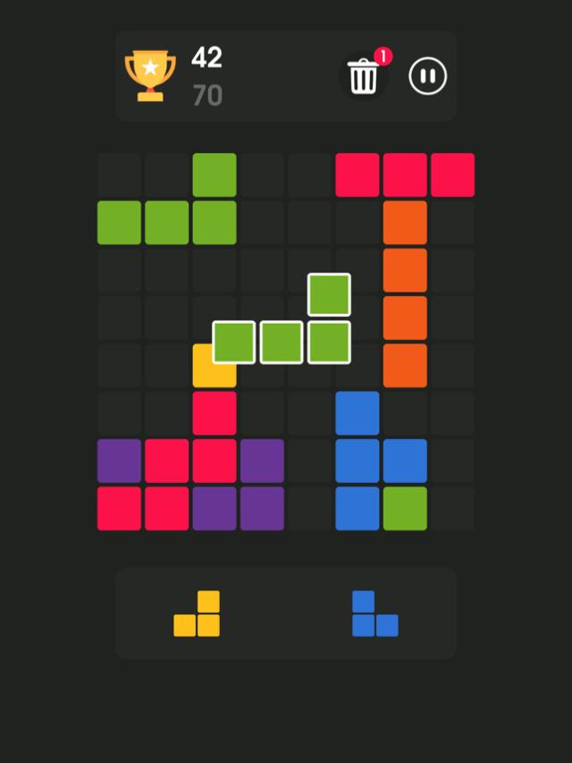 Block Logic Screenshot