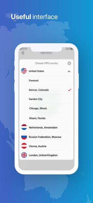 VPN iNinja - Fast & Unlimited Screenshot