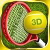 テニスチャンピオン3Dアイコン