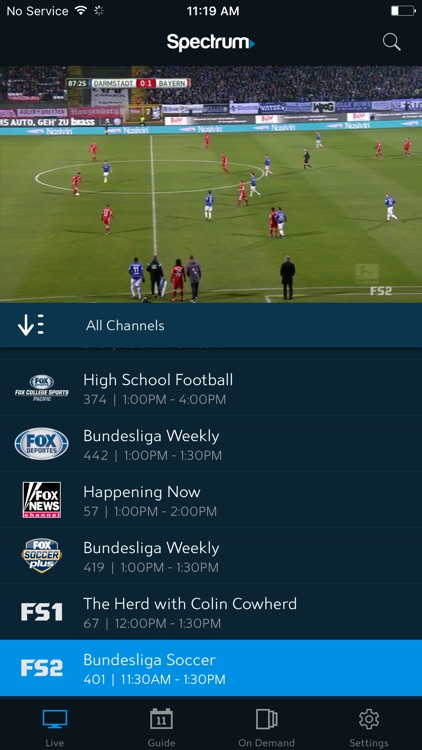 Spectrum TV by Charter Communications